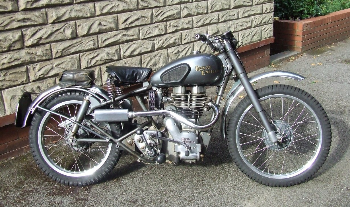 exclusively enfield grease n gasoline