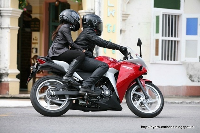 2012 HONDA CBR250R TRICOLOR – MARCH 11th IN YOUR CITIES