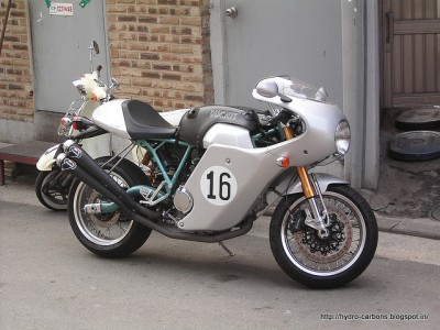 Ducati Paul Smart 1000 Limited Edition Grease N Gasoline