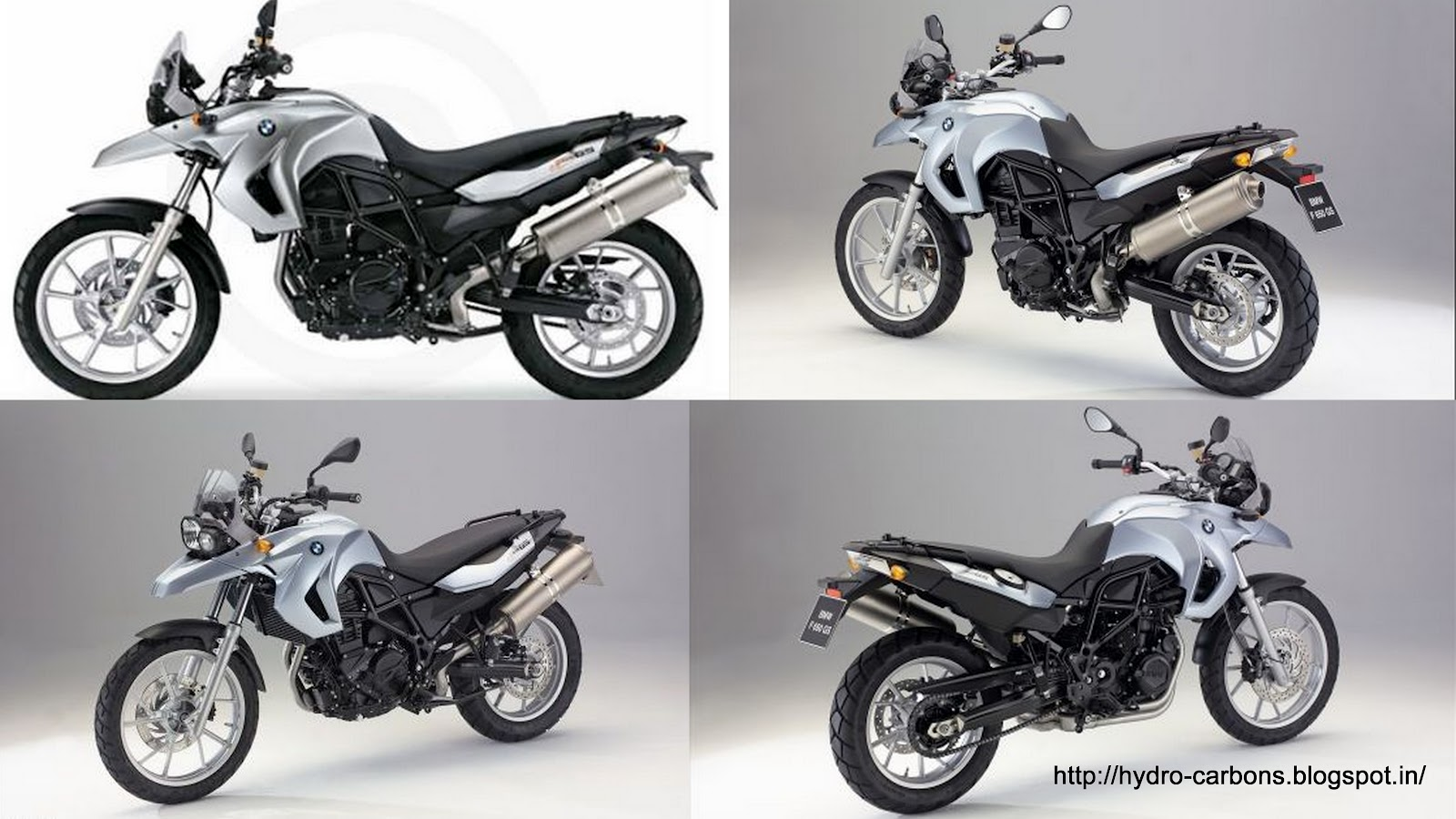 2012 bmw f 650 gs launched in india grease n gasoline. Black Bedroom Furniture Sets. Home Design Ideas