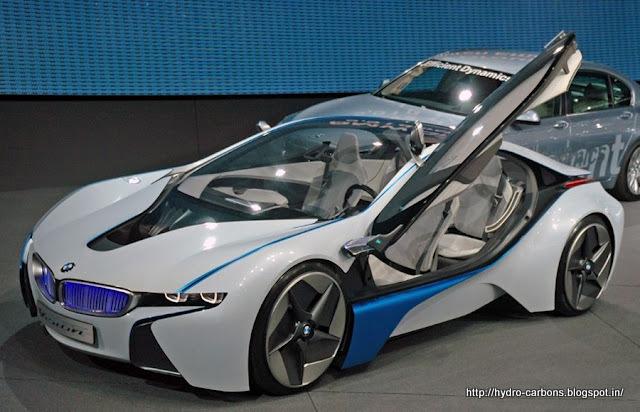 2012 Bmw I8 Spyder World Premiere Grease N Gasoline