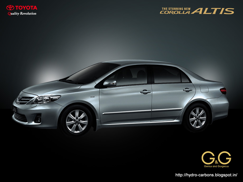 2012 toyota corolla altis diesel grease n gasoline. Black Bedroom Furniture Sets. Home Design Ideas
