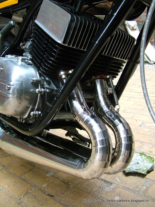 Yamaha RD350   Grease n Gasoline