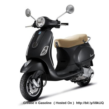 piaggio launched vespa lx 125 india grease n gasoline. Black Bedroom Furniture Sets. Home Design Ideas