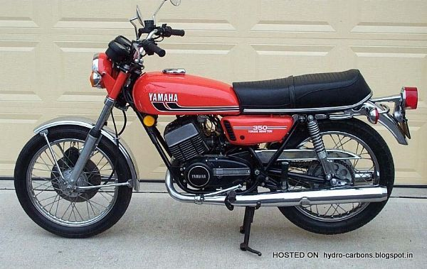 the yamaha rd 350 world s real fastest indian grease n gasoline. Black Bedroom Furniture Sets. Home Design Ideas