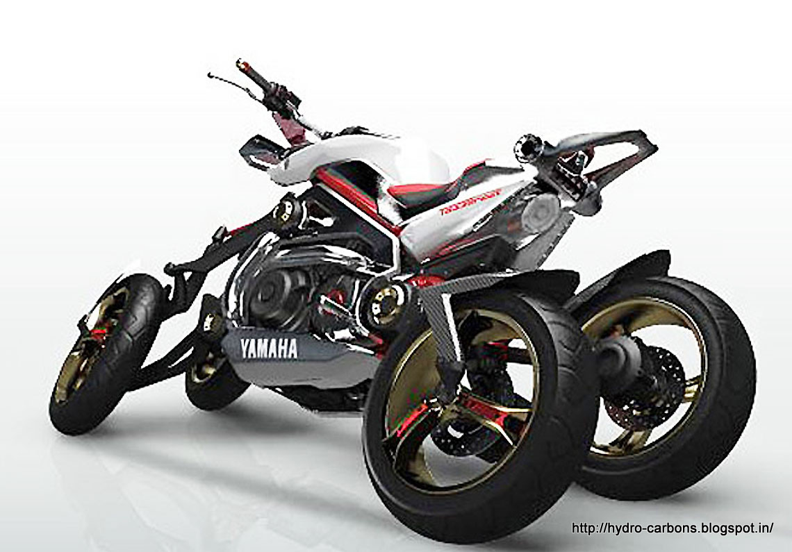 The yamaha tesseract concept motorcycle grease n gasoline for Motor sport yamaha