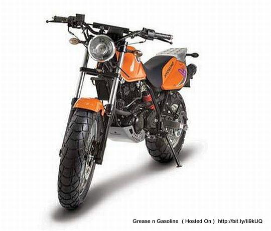 250cc Grease N Gasoline