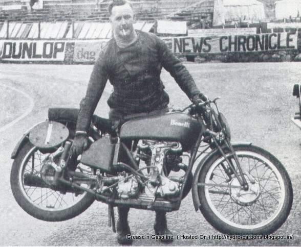 1939 Benelli 250 Racer