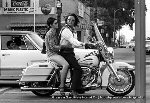 Elvis Presley Motorcycle Collections Grease N Gasoline