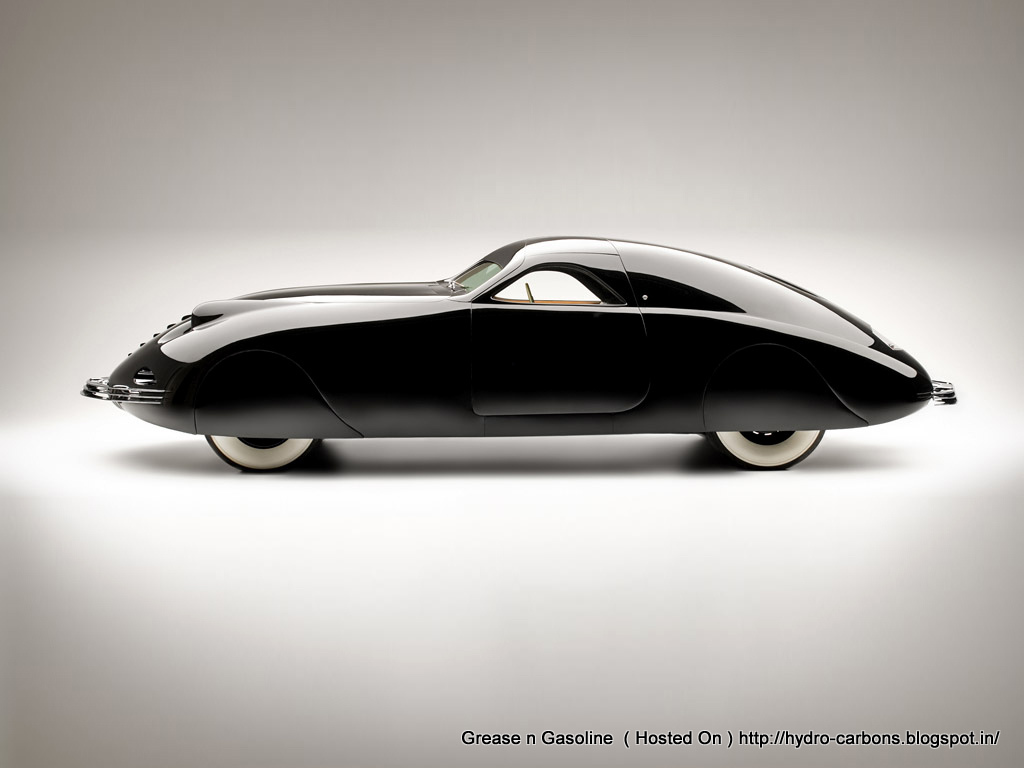 Concept Cars Grease N Gasoline Page 6