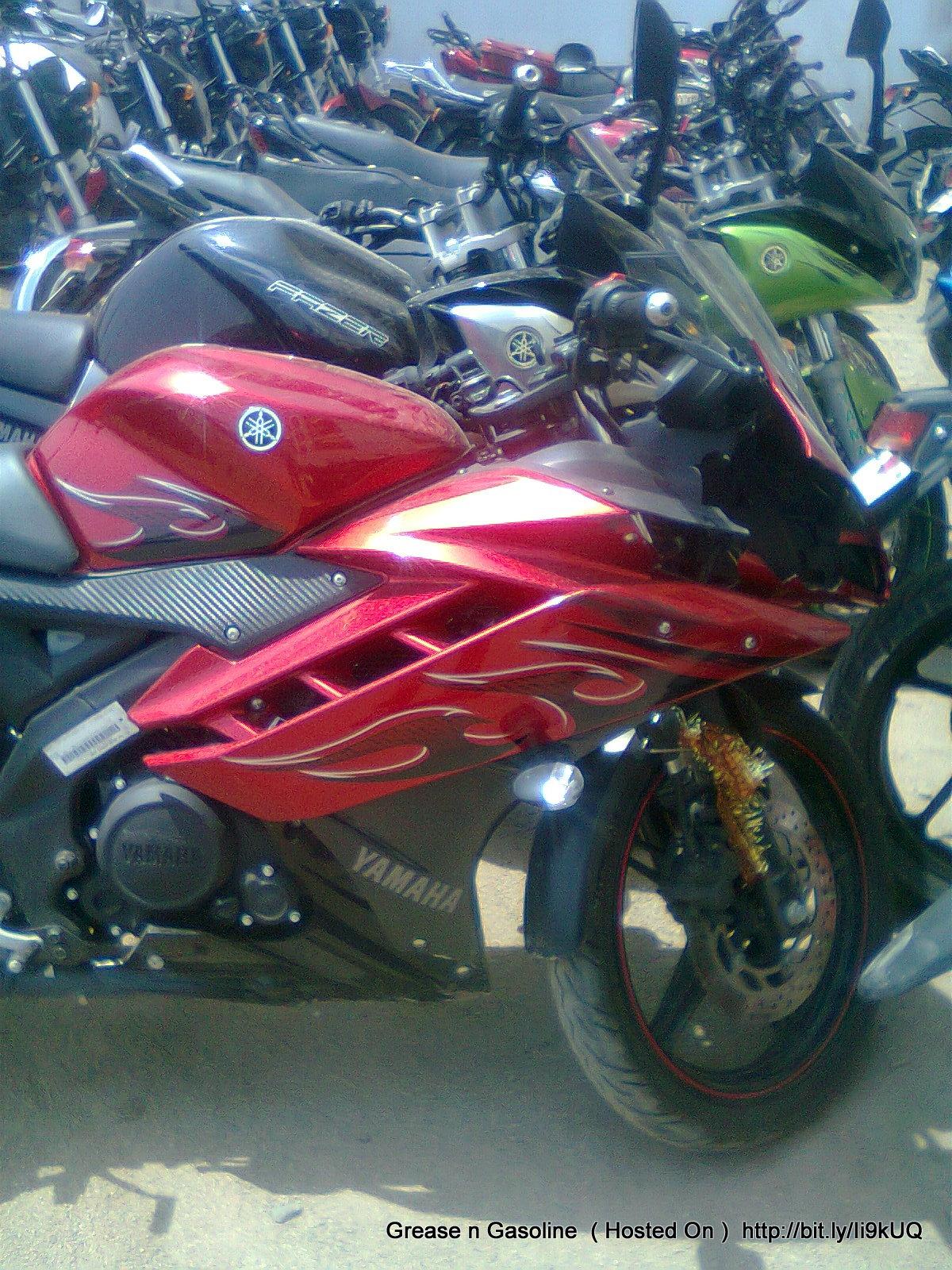 Yamaha R15 Price in India 2012 2012 Yamaha R15 v 2.0 Limited