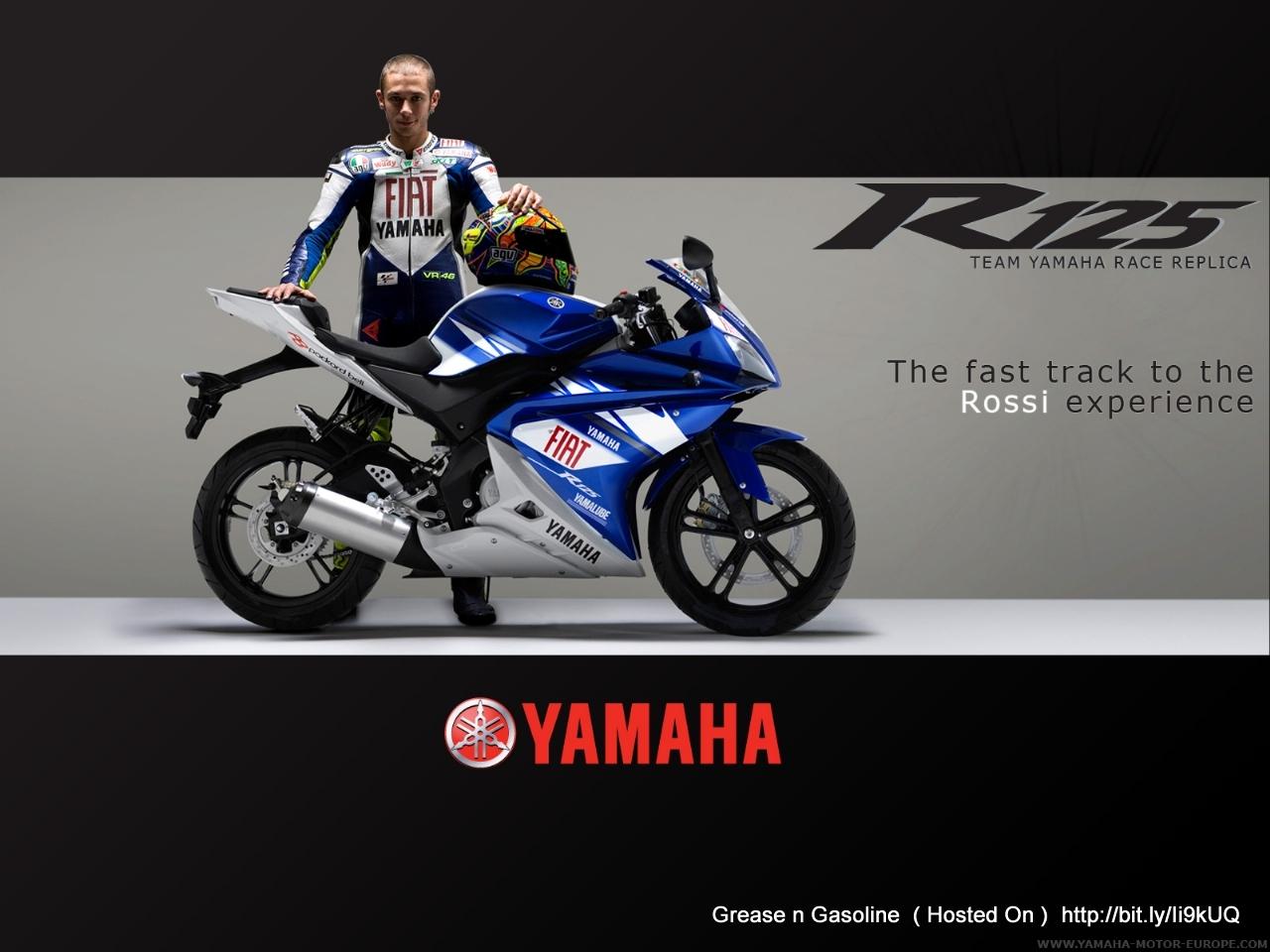 Yamaha Logo Light India