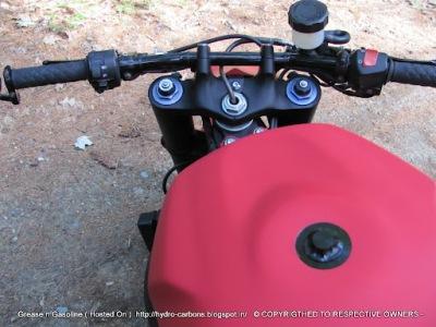 2002 HONDA CBR 954 ~ CUSTOM FIGHTER   Grease n Gasoline