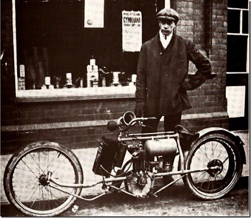 Rare Vintage Motorycle _ custom vintage motorcycle