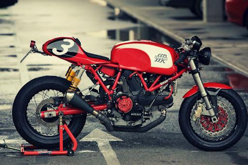 Ducati Sport Classic  Cafe Veloce